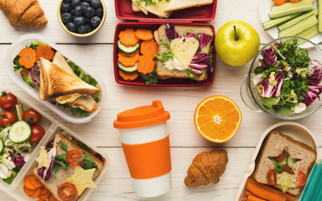 Healthy Lunch Box Ideas-Seize Your Life Today