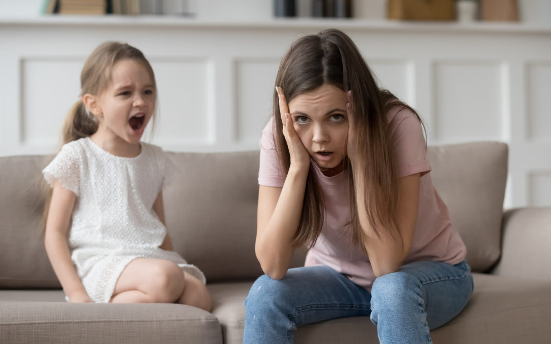 Temper Tantrums: What They Are and What To Do About Them