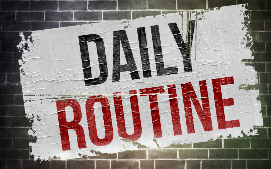 How to Set A Daily Routine for Kids