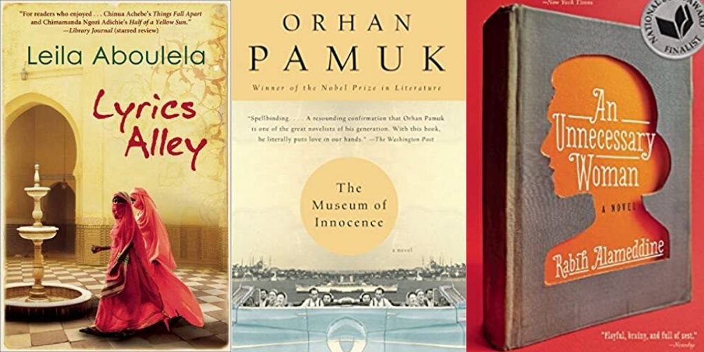 Must-Read Books by Middle Eastern Authors