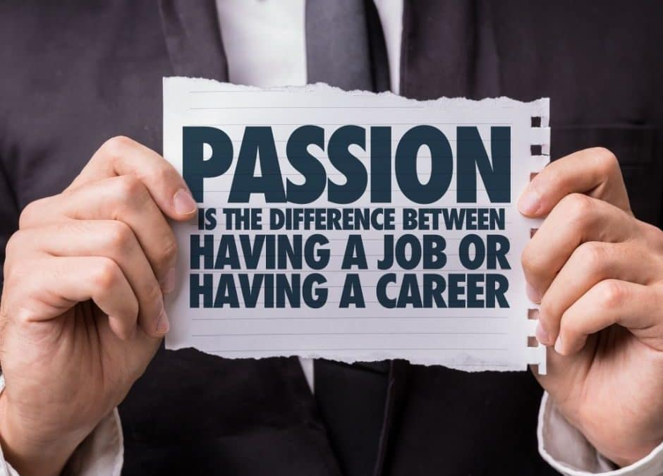 How To Find Your Inner Passion: If You Love What You Do You'll Love Your Life!