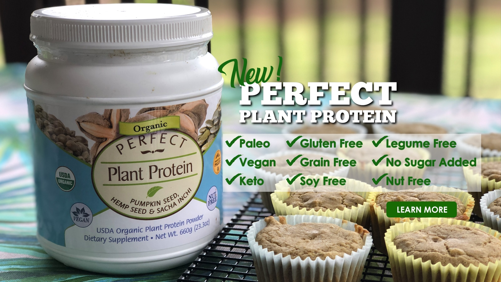 natural supplement l herbal supplement l plant protein l plant based protein powder