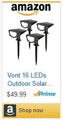 best solar outdoor lights l brightest solar lights