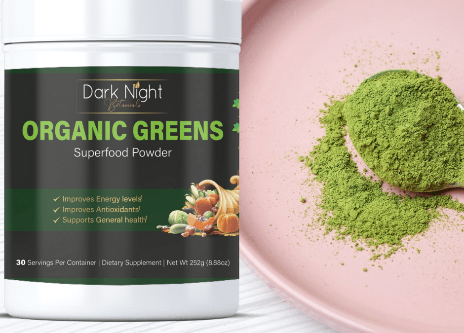 Darknight Botanicals Organic Greens Review — All You Need ToKnow.